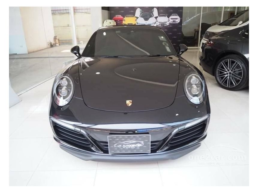 2016 Porsche 911 Carrera 4S 3.0 991 PDK Coupe AT