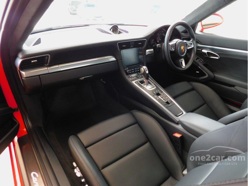 2017 Porsche 911 Carrera 3.0 991 Coupe AT