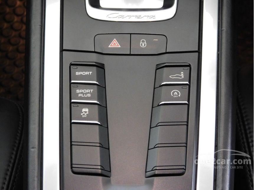2012 Porsche 911 Carrera 3.4 991 PDK Coupe AT
