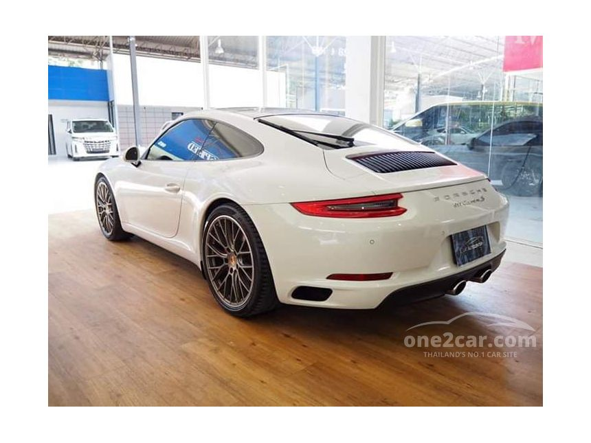 2016 Porsche 911 Carrera S 3.0 991 PDK Coupe AT