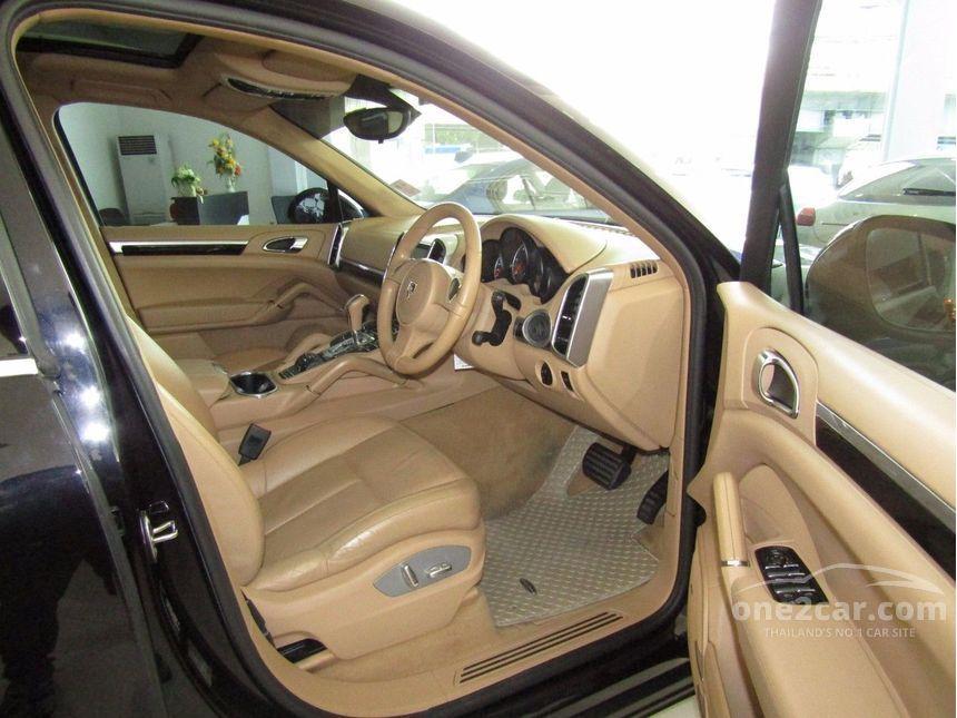 2012 Porsche Cayenne 3.0 (ปี 10-16) Diesel Wagon AT