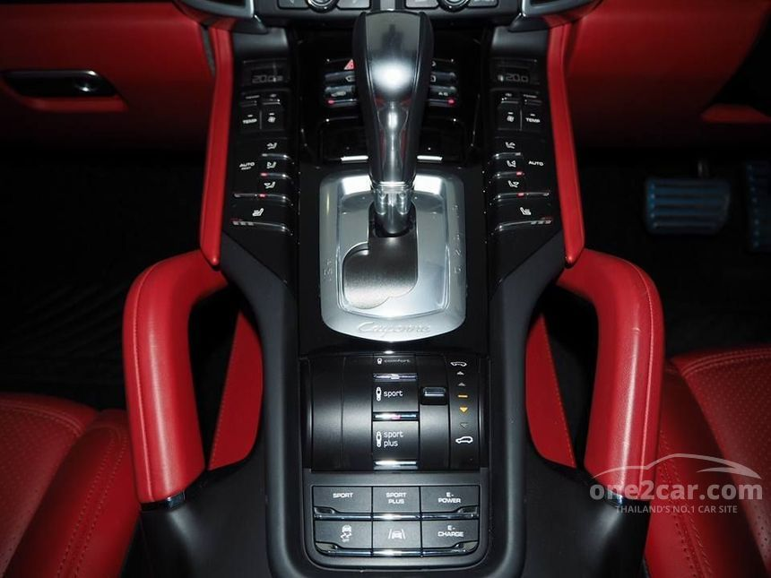 2015 Porsche CAYENNE 3.0 (ปี 10-16) S E-Hybrid Wagon AT
