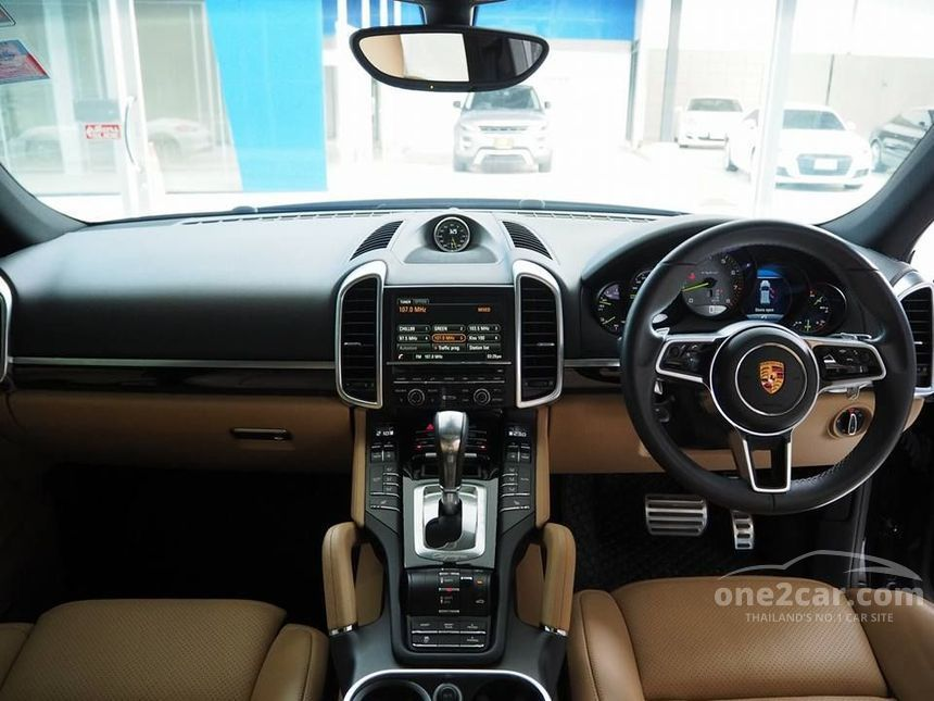 2015 Porsche CAYENNE 3.0 (ปี 10-16) S E-Hybrid Wagon AT