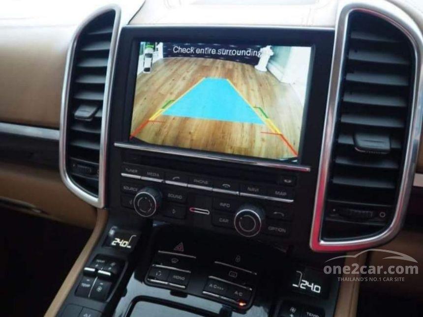 2011 Porsche Cayenne 3.0 (ปี 10-16) S Hybrid SUV AT