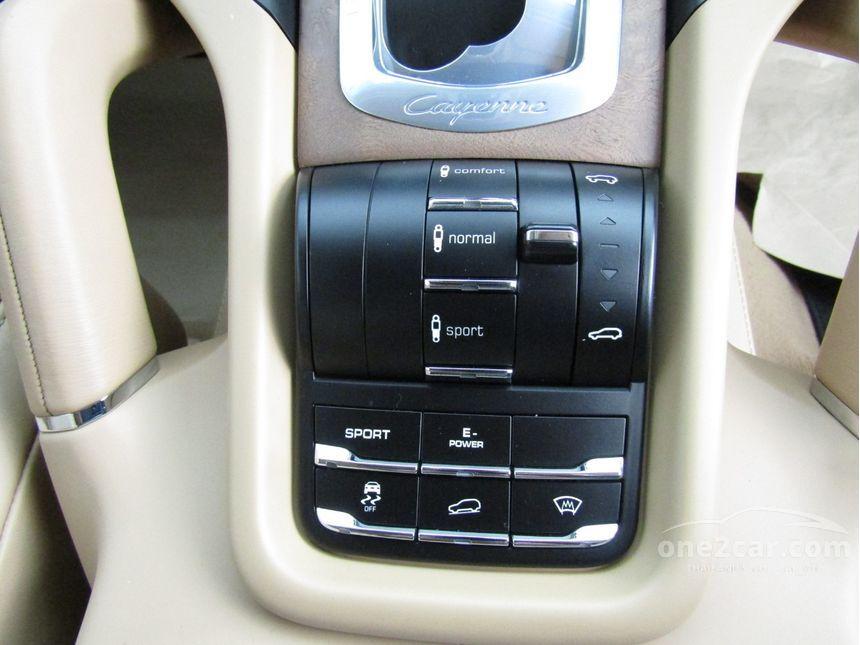 2012 Porsche CAYENNE 3.0 (ปี 10-16) S Hybrid Wagon AT
