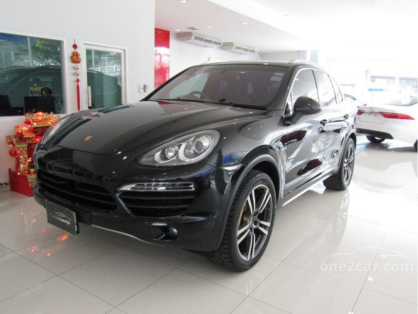 2012 Porsche CAYENNE 3.0 (ปี 10-16) S Hybrid Wagon AT