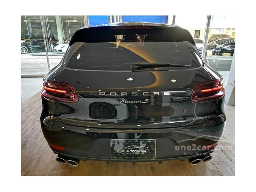 2016 Porsche Macan 3.0 (ปี 14-17) S SUV AT