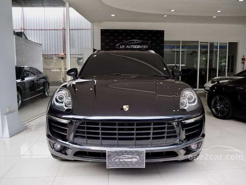 2015 Porsche Macan 2.0 (ปี 14-17) Turbo Wagon AT