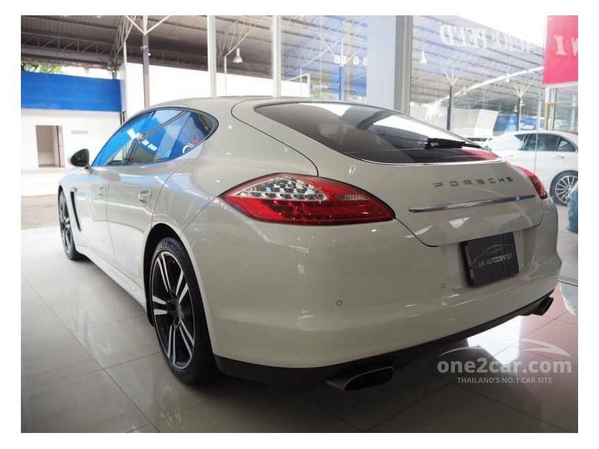 2012 Porsche Panamera 3.0 (ปี 09-16) V6 Sedan AT