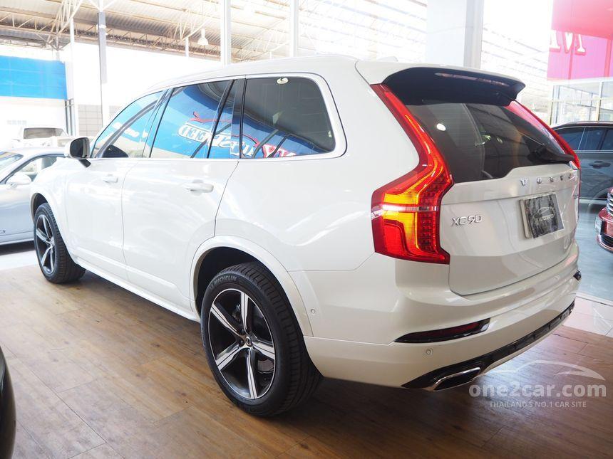 2019 Volvo XC90 2.0 (ปี 16-20) T8 Momentum SUV AT